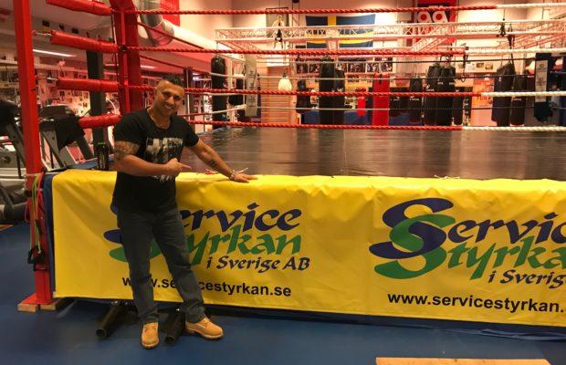 Örebro Boxningsklubb och ServiceStyrkan i fortsatt samarbete